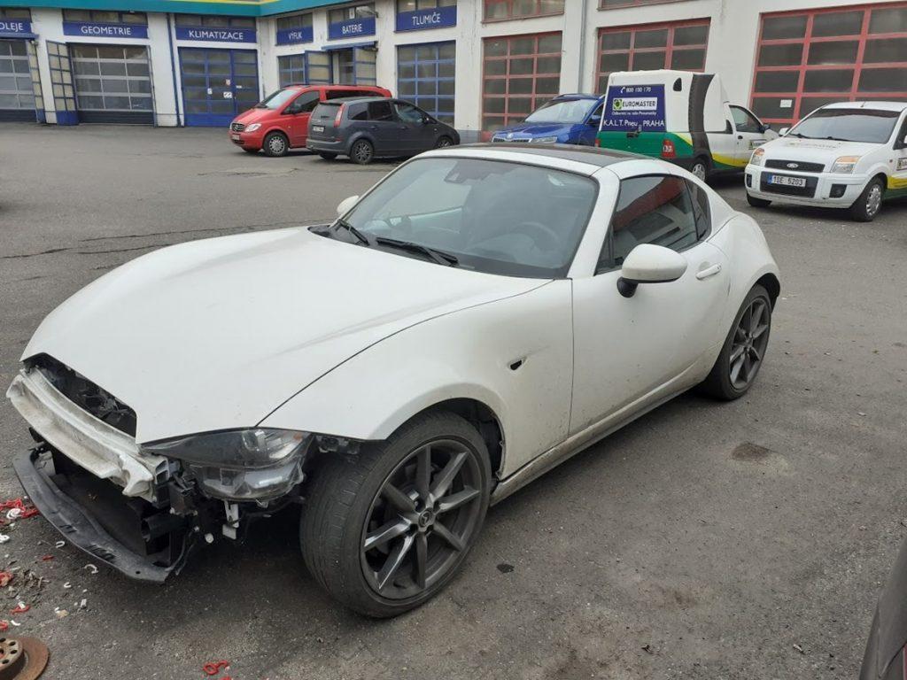 Lakování Mazda MX_1